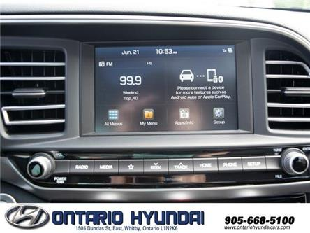 2020 Hyundai Elantra Luxury (Stk: 909475) in Whitby - Image 2 of 20