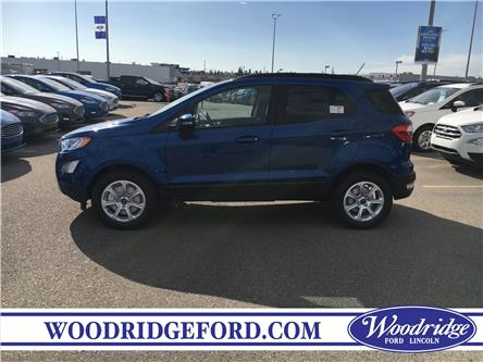 2019 Ford EcoSport SE (Stk: K-1910) in Calgary - Image 2 of 6