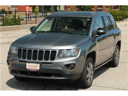2013 Jeep Compass Sport/North (Stk: 1907315) in Waterloo - Image 1 of 28