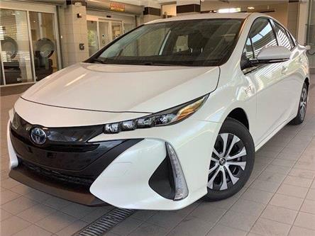 2020 Toyota Prius Prime Base (Stk: 21715) in Kingston - Image 1 of 22