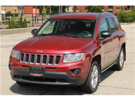 2011 Jeep Compass Sport/North (Stk: 1907289) in Waterloo - Image 1 of 26
