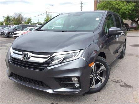 2019 Honda Odyssey EX-L (Stk: 19-1134) in Ottawa - Image 1 of 19