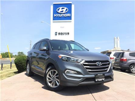 2016 Hyundai Tucson Luxury (Stk: 7879H) in Markham - Image 1 of 28