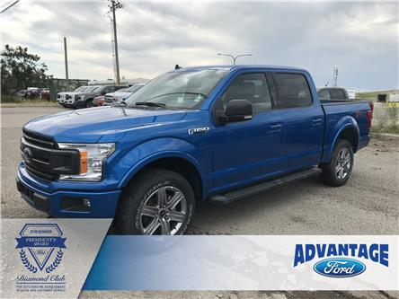 2019 Ford F-150 XLT (Stk: K-191) in Calgary - Image 1 of 6