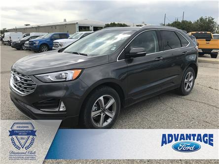 2019 Ford Edge SEL (Stk: K-196) in Calgary - Image 1 of 5