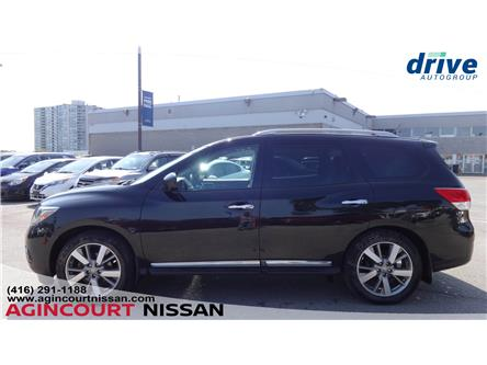 2015 Nissan Pathfinder Platinum (Stk: KC838716A) in Scarborough - Image 2 of 24