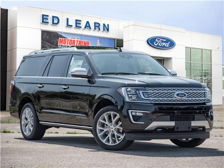 2019 Ford Expedition Max Platinum (Stk: 19EX791) in St. Catharines - Image 1 of 25