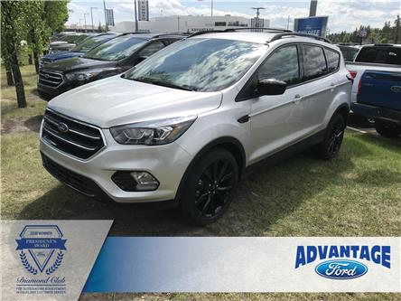 2019 Ford Escape SE (Stk: K-463) in Calgary - Image 1 of 5