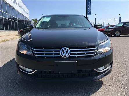 2013 Volkswagen Passat 2.0 TDI Highline (Stk: 13-23086MB) in Barrie - Image 2 of 26