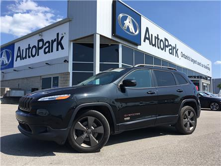 2016 Jeep Cherokee North (Stk: 16-50702JB) in Barrie - Image 1 of 30