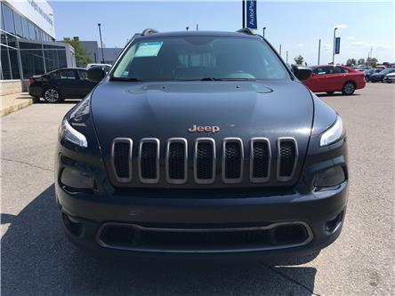 2016 Jeep Cherokee North (Stk: 16-50702JB) in Barrie - Image 2 of 30