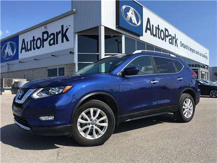 2017 Nissan Rogue SV (Stk: 17-93372RJB) in Barrie - Image 1 of 26
