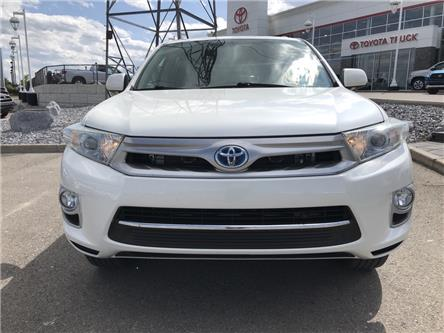 2013 Toyota Highlander Hybrid Limited (Stk: 2896) in Cochrane - Image 2 of 15