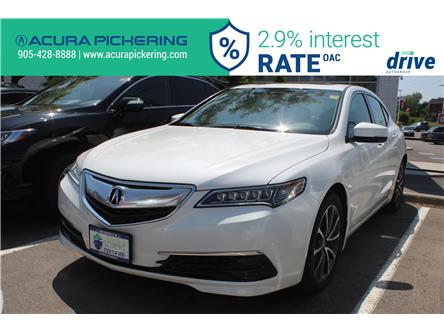 2015 Acura TLX Tech (Stk: AP4926) in Pickering - Image 1 of 3