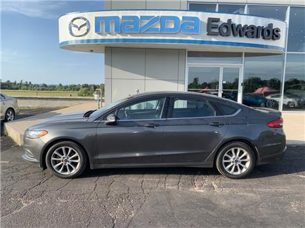 2017 Ford Fusion SE (Stk: 21930) in Pembroke - Image 1 of 10