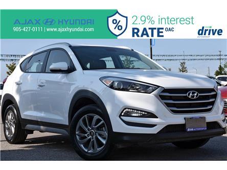 2018 Hyundai Tucson Premium 2.0L (Stk: P4779R) in Ajax - Image 1 of 31