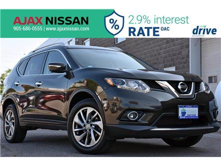2015 Nissan Rogue SL (Stk: P4204) in Ajax - Image 1 of 34