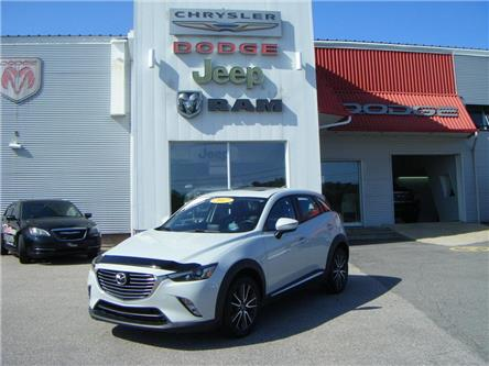 2017 Mazda CX-3 GT (Stk: M6895B) in Mont-Laurier - Image 1 of 19