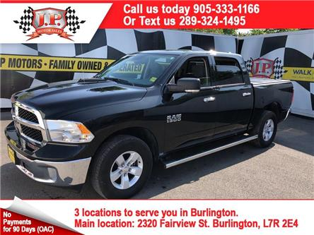 2017 RAM 1500 SLT (Stk: 47460) in Burlington - Image 1 of 26