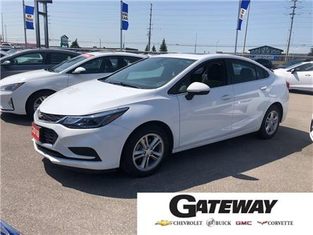 2018 Chevrolet Cruze LT|SUNROOF|BLUETOOTH|KEY LESS ENT| (Stk: PW18309) in BRAMPTON - Image 1 of 15