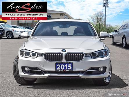 2015 BMW 328i xDrive (Stk: PK7WR21) in Scarborough - Image 2 of 28