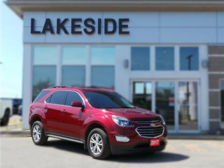 2017 Chevrolet Equinox LT (Stk: P6188A) in Southampton - Image 1 of 17