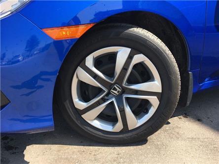 2017 Honda Civic Sedan LX BLUETOOTH, HEATED SEATS, BACK UP CAMERA, ABS, K (Stk: 44518A) in Brampton - Image 2 of 25