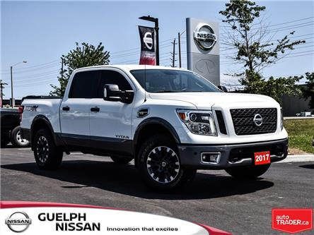 2017 Nissan Titan  (Stk: UP13678) in Guelph - Image 1 of 30
