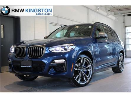 2019 BMW X3 M40i (Stk: 9161) in Kingston - Image 1 of 14