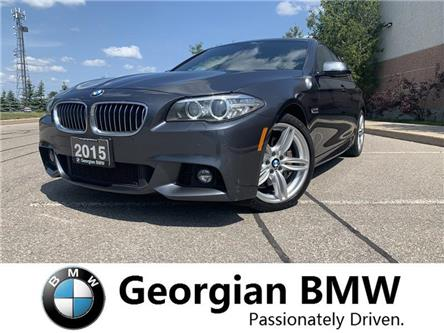 2015 BMW 535d xDrive (Stk: P1475-1) in Barrie - Image 1 of 20