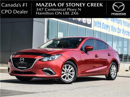 2016 Mazda Mazda3 GS (Stk: SU1329) in Hamilton - Image 1 of 24