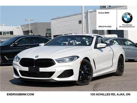 2019 BMW M850 i xDrive (Stk: 83112) in Ajax - Image 1 of 21