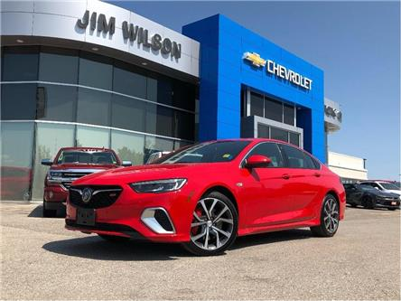 2019 Buick Regal Sportback GS (Stk: 6335) in Orillia - Image 1 of 22