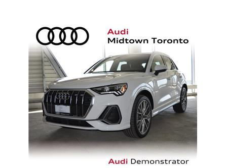 2019 Audi Q3 2.0T Technik (Stk: AU7226) in Toronto - Image 1 of 22