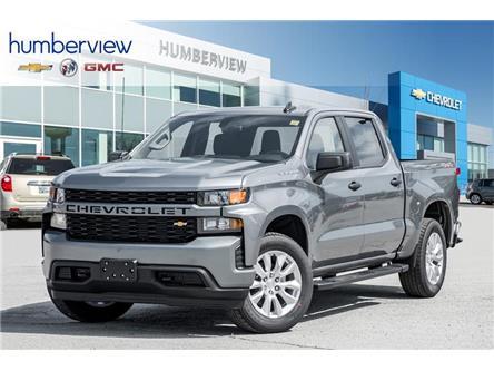 2019 Chevrolet Silverado 1500 Silverado Custom (Stk: 19SL278) in Toronto - Image 1 of 19