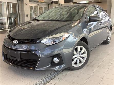 2015 Toyota Corolla S (Stk: P19090) in Kingston - Image 1 of 11