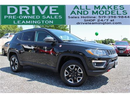2018 Jeep Compass Trailhawk (Stk: D0114) in Leamington - Image 1 of 30