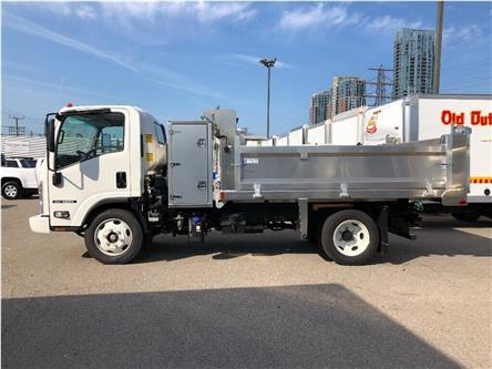 2019 Isuzu NRR New 2019 Isuzu With Dump & Crossbox (Stk: DTI95018) in Toronto - Image 2 of 18