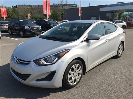 2016 Hyundai Elantra GL (Stk: P717486) in Saint John - Image 1 of 5