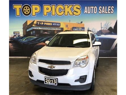 2015 Chevrolet Equinox 1LT (Stk: 176845) in NORTH BAY - Image 1 of 20