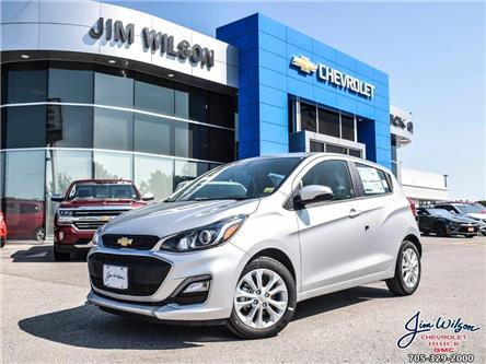 2019 Chevrolet Spark 1LT CVT (Stk: 2019538) in Orillia - Image 1 of 21
