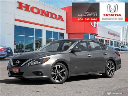 2017 Nissan Altima 2.5 (Stk: 20062A) in Cambridge - Image 1 of 27