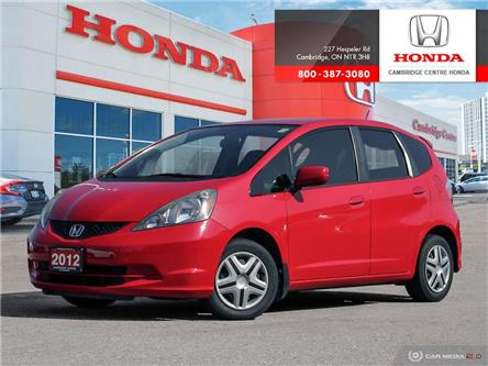 2012 Honda Fit LX (Stk: 19618A) in Cambridge - Image 1 of 27