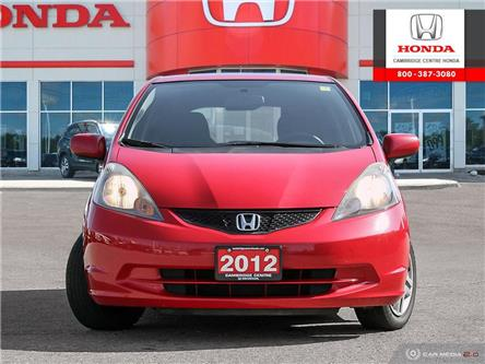 2012 Honda Fit LX (Stk: 19618A) in Cambridge - Image 2 of 27