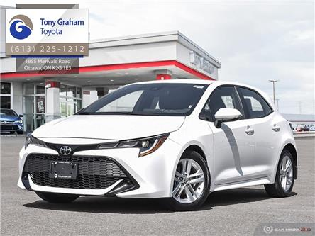 2019 Toyota Corolla Hatchback Base (Stk: U9139) in Ottawa - Image 1 of 29