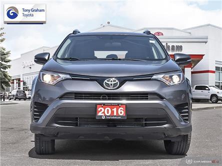 2016 Toyota RAV4 LE (Stk: U9095A) in Ottawa - Image 2 of 29