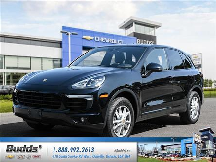 2016 Porsche Cayenne Base (Stk: CV9019AA) in Oakville - Image 1 of 25
