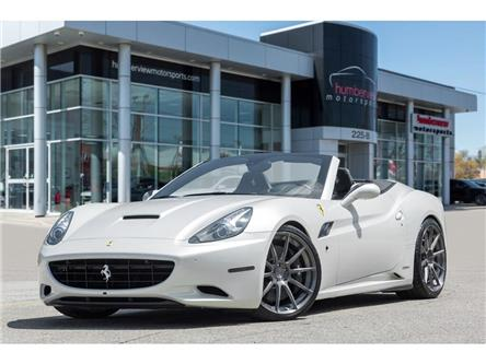2012 Ferrari California Base (Stk: 19MSC639) in Mississauga - Image 1 of 30