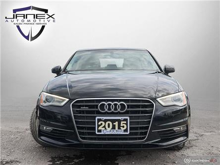 2015 Audi A3 2.0T Progressiv (Stk: 19325) in Ottawa - Image 2 of 27