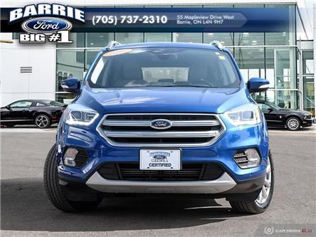 2018 Ford Escape Titanium (Stk: 6384) in Barrie - Image 2 of 27